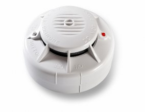 1. Smoke alarms