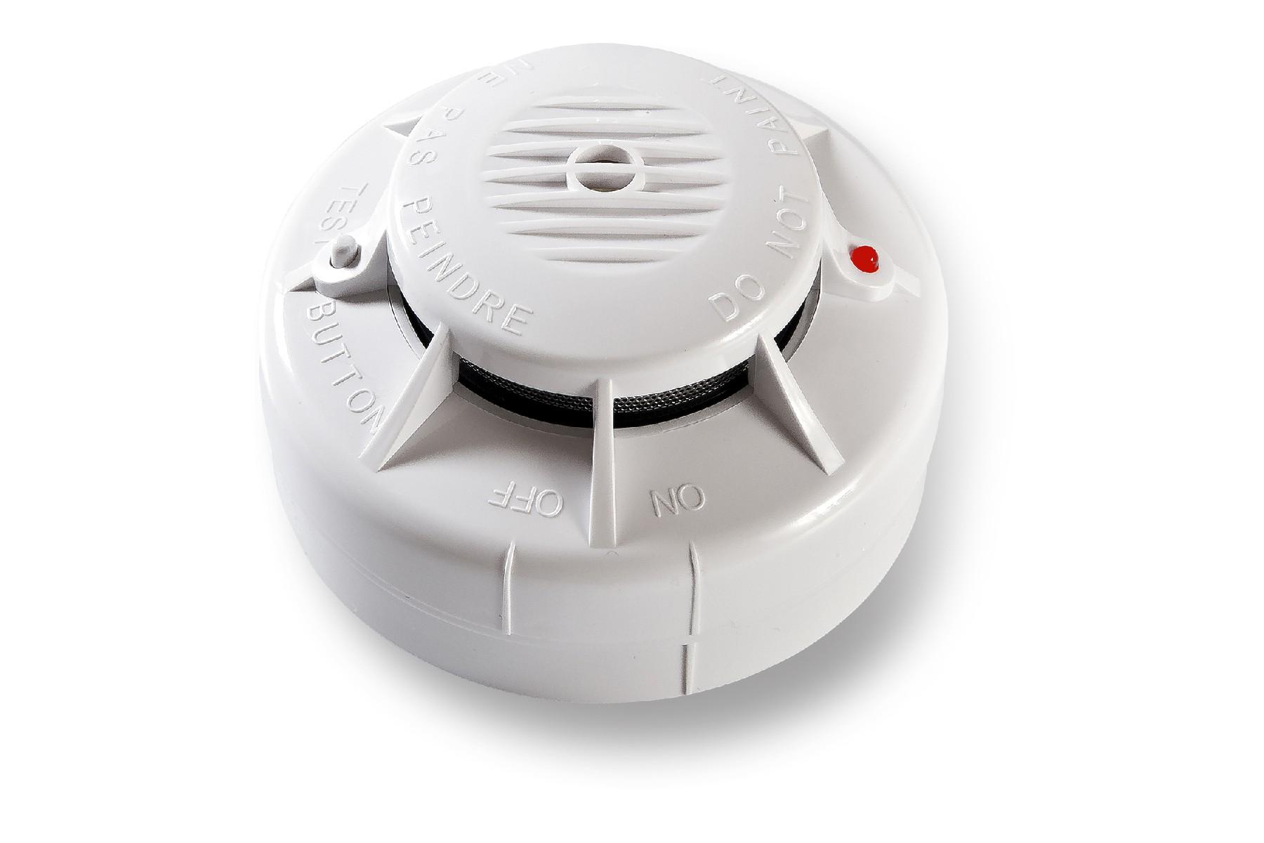 ASD-10QR 10-Jahres Funk-Rauchwarnmelder - Fito Products BVFito ...